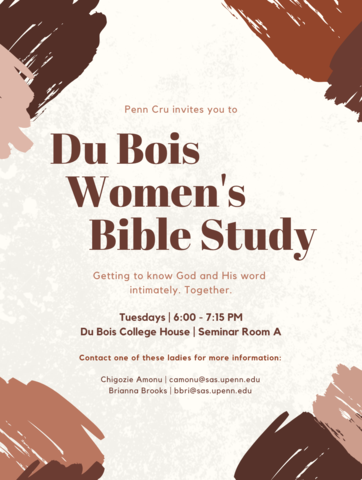 Women's Bible Study | College Houses & Academic Services