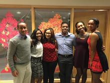 Thanksgiving Dinner and Gala '14